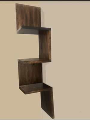 Corner shelf $45 for Sale in Pflugerville, TX