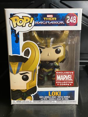 Loki Funko Pop for Sale in Rosemead, CA