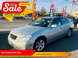 2003 Lexus Gs 300 for Sale in Everett,  WA