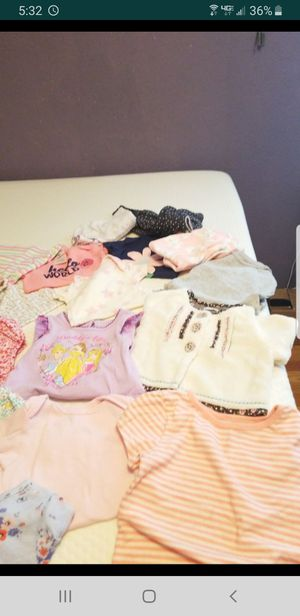 BABY Girl CLOTHES for Sale in Aurora, CO