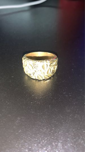 18K Solid gold ring for Sale in Portland, OR