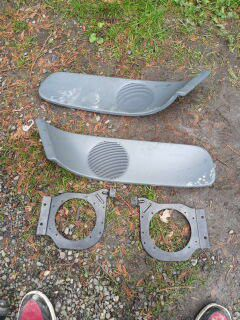 Eg hatch rear speaker pods for Sale in Tacoma, WA