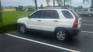 Clean Engine KIA SPORTAGE LX V6 for Sale in Sebring, FL