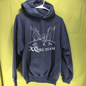 Vintage Cross Country Ski Team Hoodie Men's Size Medium for Sale in Anchorage, AK