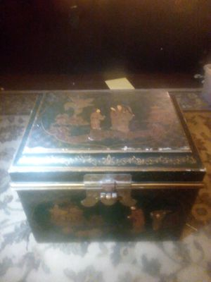 Antique Chinese chest for Sale in Hyde Park, MA