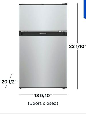 FRIGIDARE compact mini fridge/freezer for Sale in San Diego, CA