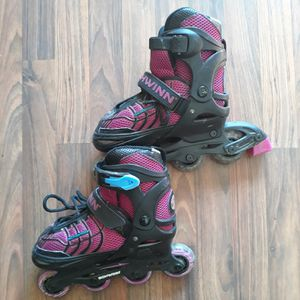 Schwinn girls roller blades for Sale in Modesto, CA