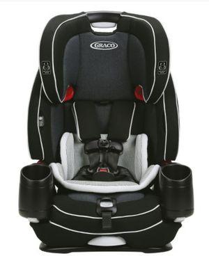 Graco Nautilus SnugLock LX 3-in-1 Harness Booster Car Seat - Arctic for Sale in Hampton, GA