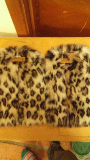 Covfurs faux fur boot covers for Sale in Seattle, WA