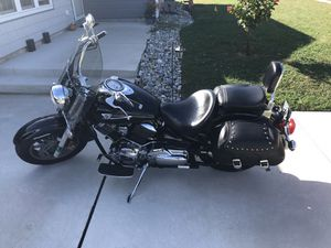 Motorcycle 2007 Yamaha V-Star 1100 for Sale in Maple Shade Township, NJ