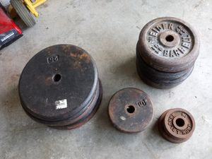 WEIGHT PLATES for Sale in Lehigh Acres, FL