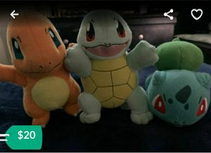 Pokemon Plushies for Sale in San Antonio, TX