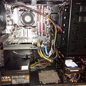 Gaming Mid-Tower GeForce 950/Will Sell For Parts for Sale in Fort Myers, FL