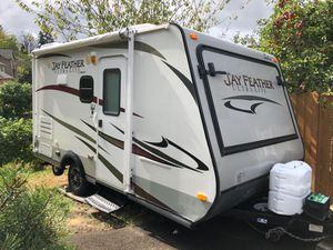 2013 Jayco Jay Feather X17A Travel Trailer for Sale in Damascus, OR