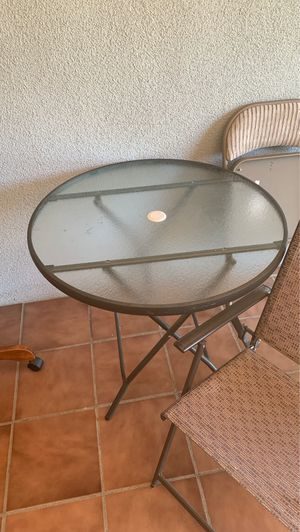 Outdoor furniture set for Sale in Garden Grove, CA