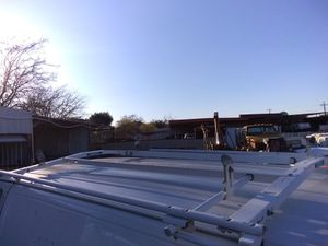Vendo Ladder Rack Usado!! for Sale in San Antonio, TX
