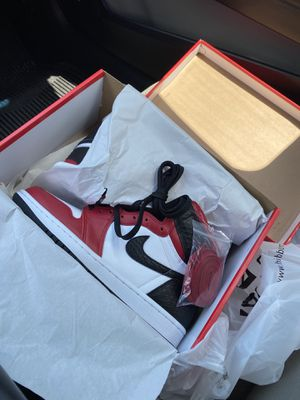 Retro Jordan's 1 High OG Satin Reds for Sale in Boiling Springs, SC