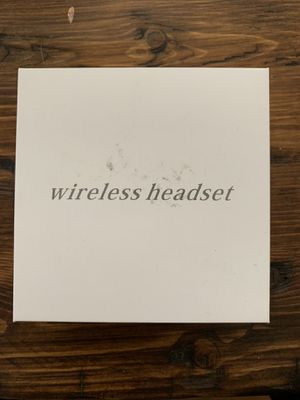 Wireless Headset for Sale in Chandler, AZ