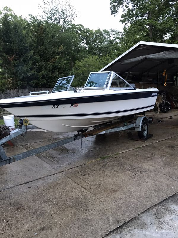 87 Bonito 15feet boat with 1996 60hp Johnson