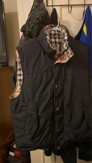 Burberry Reversable Vest for Sale in Philadelphia, PA
