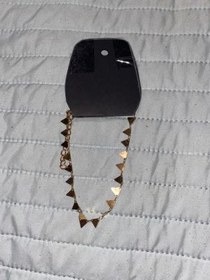Paparazzi jewelry anklet for Sale in Visalia, CA