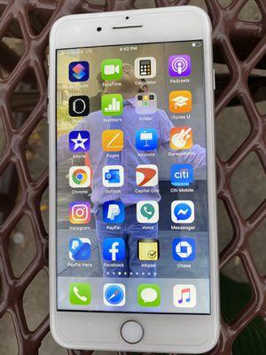 Iphone 8 Plus 256 GB Unlock for Sale in Ontario, CA