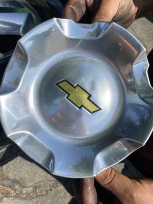 Silverado rim caps for Sale in Long Beach, CA