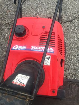 Snow blower Honda 520 for Sale in Riverside, IL