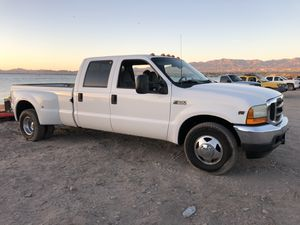 2001 Ford F-350 Dually (78,000 miles)GAS $12,900 for Sale in Hemet, CA