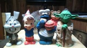 Vintage toy figures for Sale in District Heights, MD