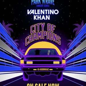 Valentino Khan Parknrave City Of Champions Friday Pink for Sale in Fontana, CA