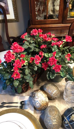 Artificial roses for Sale in Delmont, PA