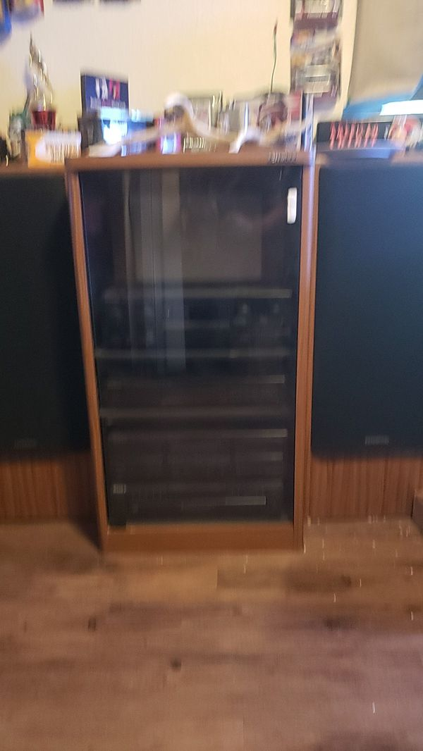 Kenwood home stereo system