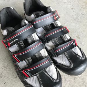 Scattante cycling Shoes Size 44 for Sale in La Habra, CA