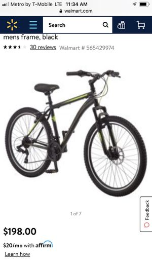 Schwinn mountain bike for Sale in Concord, CA
