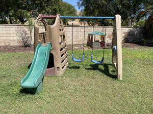 Kids swing set for Sale in Murrieta, CA