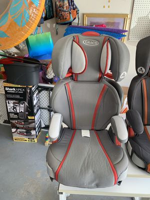 Graco TurboBooster Highback Booster Car Seat for Sale in Corona, CA
