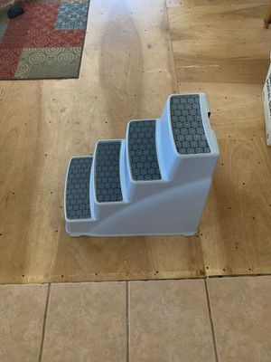 Pet Steps (Dimensions in 3rd pic) for Sale in Somerdale, NJ