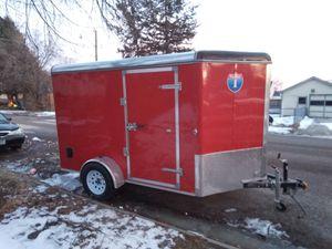 6X10 Enclosed Trailer for Sale in Denver, CO