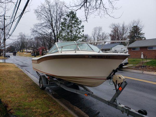 Grady white fishing boat..