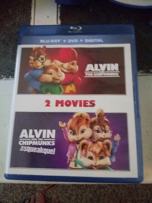 Alvin and the chipmunks and gi joe retaliation for Sale in Jefferson City, MO