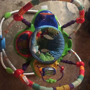 Baby Einstein jumper with lights for Sale in Buffalo, NY
