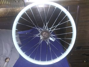 Back rim I'm assuming for a 20 inch bike for Sale in Fresno, CA