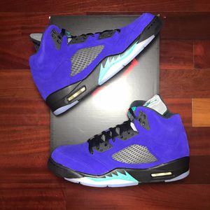 "Jordan 5 ""alternate grape"" for Sale in Annandale, VA"