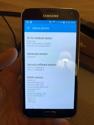 Galaxy 5 unlocked for Sale in El Cajon, CA