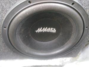 MMATS PRO AUDIO P112D for Sale in Cartersville, GA
