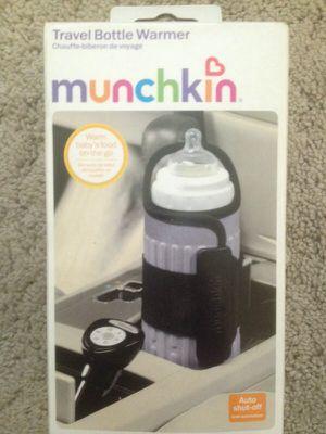 Munchkin Travel Bottle Warmer for Sale in Scottsdale, AZ