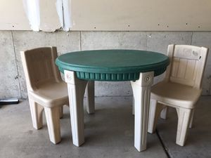 Step 2 Kids Table and Chairs for Sale in Plainfield, IL
