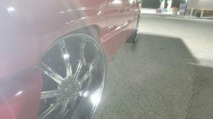 30 inch wheels for Sale in Huntersville, NC