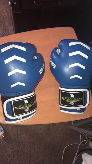12 ounce EXXACT SPORTS boxing gloves for Sale in Canton, OH